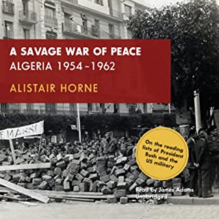 A Savage War of Peace cover art