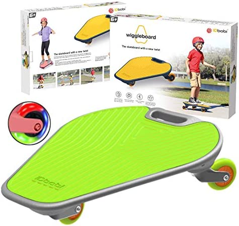 180° IDbabi-Wiggle Skateboard Complete Chicago Mall 22 Free shipping anywhere in the nation Boy Inchs for Kids