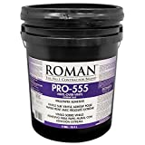 ROMAN Products 11905 PRO-555 Extreme Tack Wallpaper Adhesive, 5 Gal, 800 Sq. Ft, White