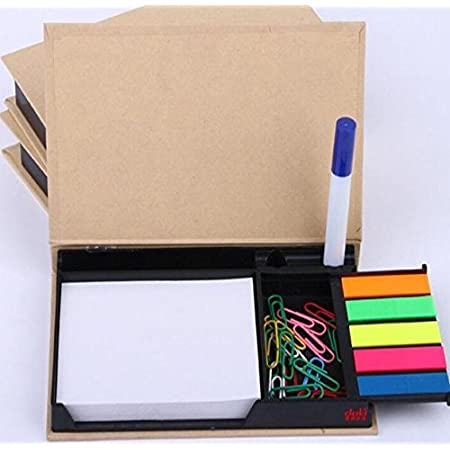 For Girls Notebook and Pen Red Sticky Note Holder Sticky Note Cover Character Post It White Sticky Notepad Sticky Notes