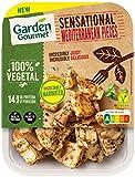 GARDEN GOURMET Sensational Mediterranean Pieces Veganos Refrigerados, 160g