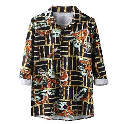La mejor comparación de Camisas casual para Hombre disponible en línea. 5