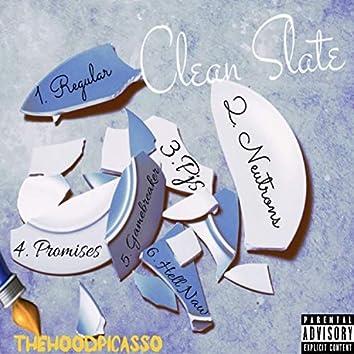 """Clean Slate """"EP"""""""