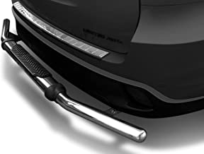 Kasei M31SS-1 Stainless Steel Rear Bumper Guard - Single Tube with Pad FITS: 2003-2018 Toyota 4Runner / 2004-2018 Lexus GX470 / GX460