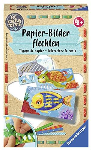 Ravensburger 18230 Papierflechten