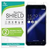 (2-Pack) RinoGear ASUS Zenfone 3 (2016) Screen Protector Case Friendly Screen Protector for ASUS Zenfone 3 Accessory Full Coverage Clear Film