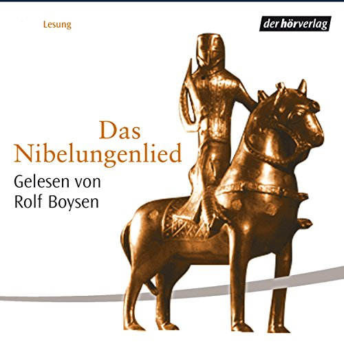 Das Nibelungenlied audiobook cover art