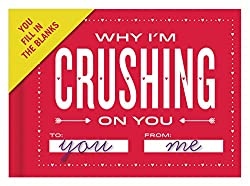 Valentine's day gift ideas for my crush include ones that you can personalize, if you dare!