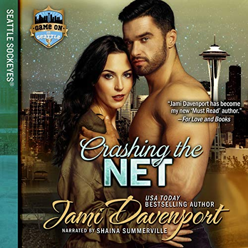 Crashing the Net Audiobook By Jami Davenport cover art