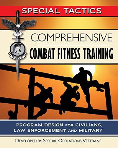 Comprehensive Combat Fitness Training: Program Design for Civilians, Law Enforcement and Military (Special Tactics Manuals Book 3) (English Edition)