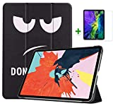 Case2go - Screenprotector and Case for iPad Air 10.9 (2020)
