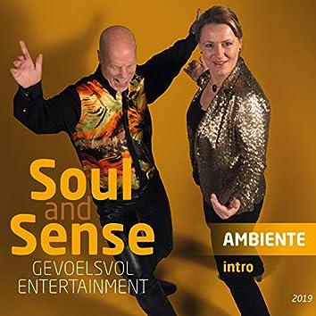 Soul and Sense Gevoelsvol Entertainment Ambiente Intro 2019