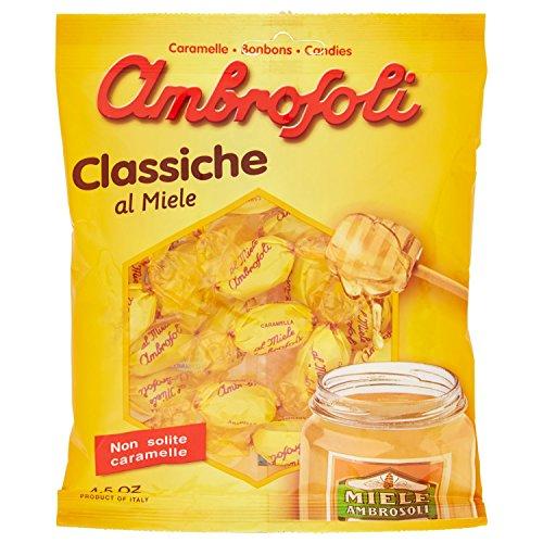 Ambrosoli Caramelle Classiche al Miele, 135g