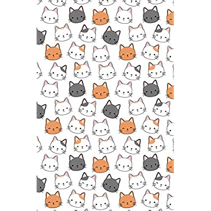 Agenda Kawaii: Gatti Felici – Valida per tutti gli anni (Agende Kawaii Vol. 1)