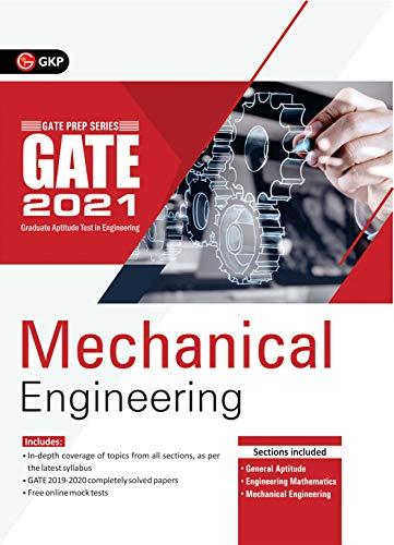 GATE Guide for Mechanical Engineering By GKP