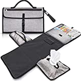 Best Diaper Bags With Changing Pads - Gimars XL 6 Pockets Holding Anything Portable Ba Review