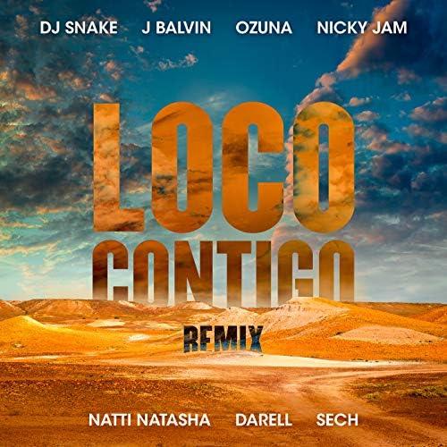 DJ Snake, J Balvin & Ozuna feat. Nicky Jam, Natti Natasha, Darell & Sech