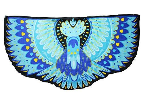 Dreamy Dress-Ups 63147 Wings, Flügel, Owl, Eule Uhu