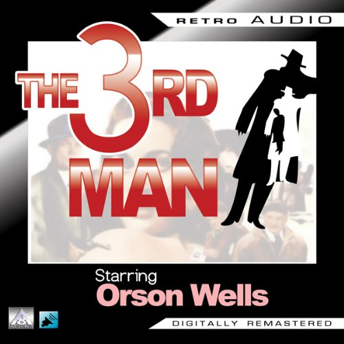 The Third Man audiobook cover art