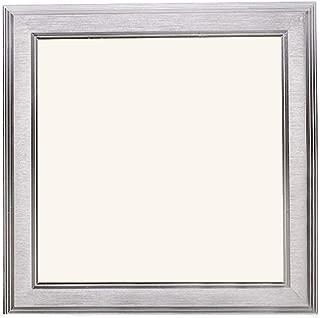 10 Inch 15W Square LED Recessed Light LED Downlight Silver Open Trim 130 Watt Equivalent 1400Lumens 4000K White for Home Office Commercial Lighting