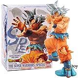 Romantic-Z Dragon Ball Super The Super Warriors Special Ultra Instinct Son Goku PVC Dragon Ball Figu...