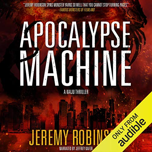 Apocalypse Machine  By  cover art