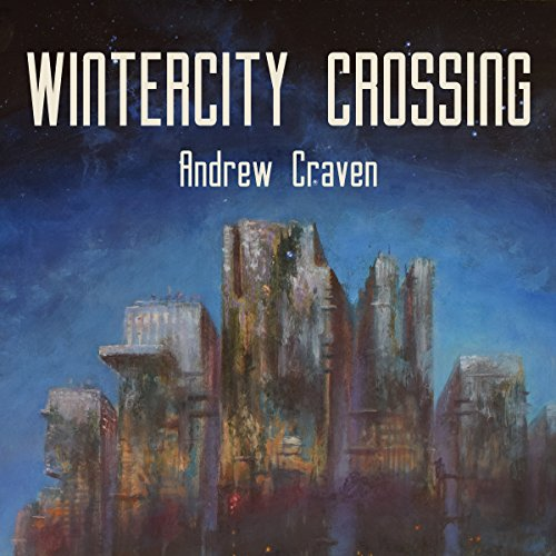 Wintercity Crossing audiobook cover art