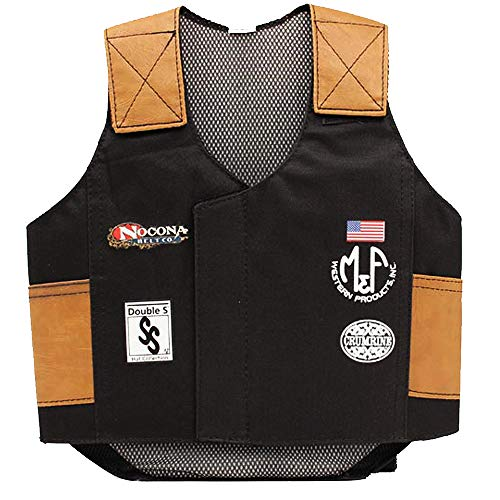 Best bull riding vest and chaps for 2020