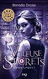 Library jumpers - tome 01 - La voleuse de secrets (1)