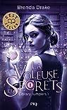 Library Jumpers, tome 1 : La voleuse de secrets par Drake