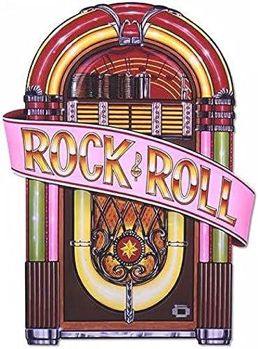 calidad auténtica Rock ' n Roll Juke Box decoración de 50 50 50  popular