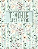 Teacher Record Book: Teacher Mark Book, Mark Book For Teachers, Teacher Gifts, Vintage Cover Design.