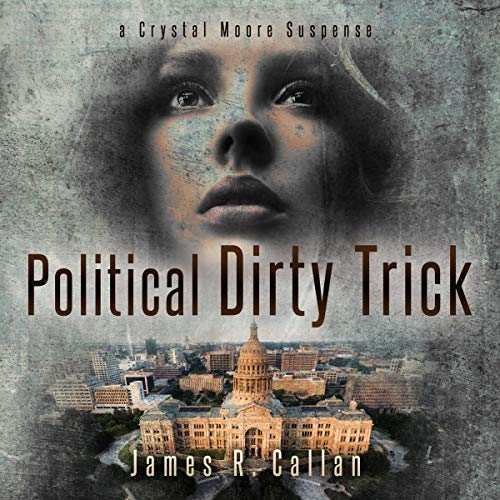 Political Dirty Trick audiobook cover art