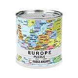 Extragoods City Puzzle imanes – Europa/Europa
