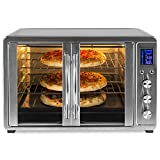 Best Choice Products 55L 1800W Extra Large Countertop Turbo Convection Toaster Oven w/French Doors,...