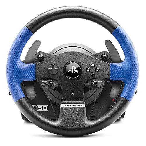 Thrustmaster T150 RS Pro Force Feedback Wheel (PS4/PS3/PC) - [Edizione: Regno Unito]