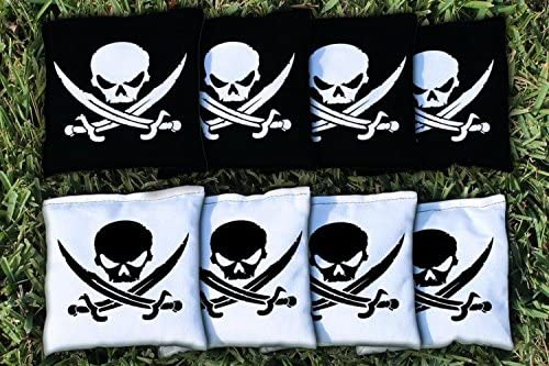 Victory Tailgate 8 Sale Pirate with Cor Swords Corn Regulation Max 90% OFF Filled