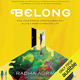 Page de couverture de Belong