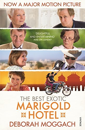 The Best Exotic Marigold Hotel by Moggach. Deborah ( 2012 ) Paperback