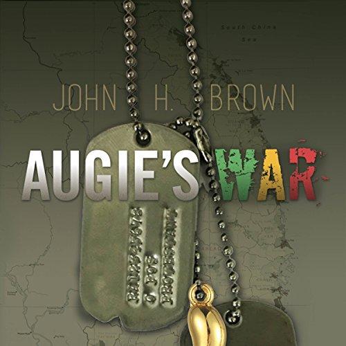 Augie's War audiobook cover art