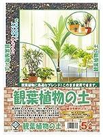 大宮グリーンサービス 観葉植物の土 5L