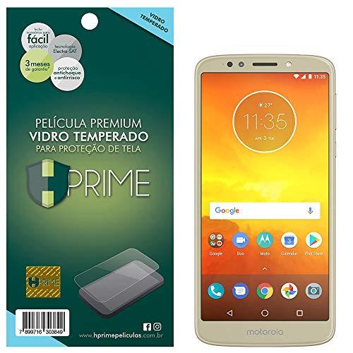 Pelicula de Vidro temperado 9h HPrime para Motorola Moto E5, Hprime, Película Protetora de Tela para Celular, Transparente