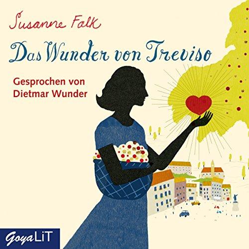 Das Wunder von Treviso                   Autor:                                                                                                                                 Susanne Falk                               Sprecher:                                                                                                                                 Dietmar Wunder                      Spieldauer: 3 Std. und 42 Min.     7 Bewertungen     Gesamt 3,6