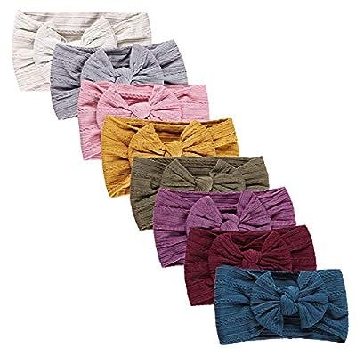 Amazon - 50% Off on Baby Nylon Headbands Hairbands Hair Bow Elastics for Baby Girls