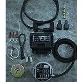 Ultima Single Fire Programable Ignition for Harley 71-85 XL Ironhead 84-99 Evo...
