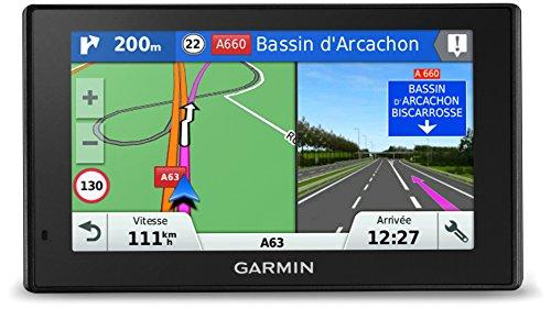 Garmin DriveAssist 50 LMT EU Navigationsgerät (12,7cm (5 Zoll) Touch-Glasdisplay, lebenslange Kartenupdates, Verkehrsfunklizenz, Dash Cam)