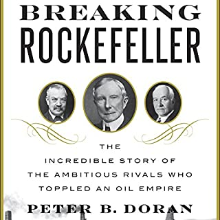 Breaking Rockefeller cover art
