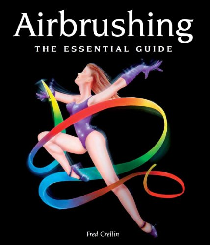 Airbrushing: The Essential Guide (English Edition)