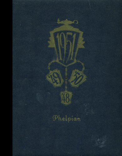 (Reprint) 1951 Yearbook: Phelps Junior & Senior High School, Phelps, Kentucky