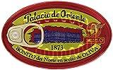 Palacio de Oriente - Bonito de norte en aceite de oliva 82 gr - Pack de 5 (Total 410 grams)